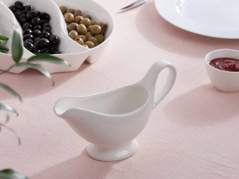 Sosjerka porcelanowa Altom Design Regular 280 ml