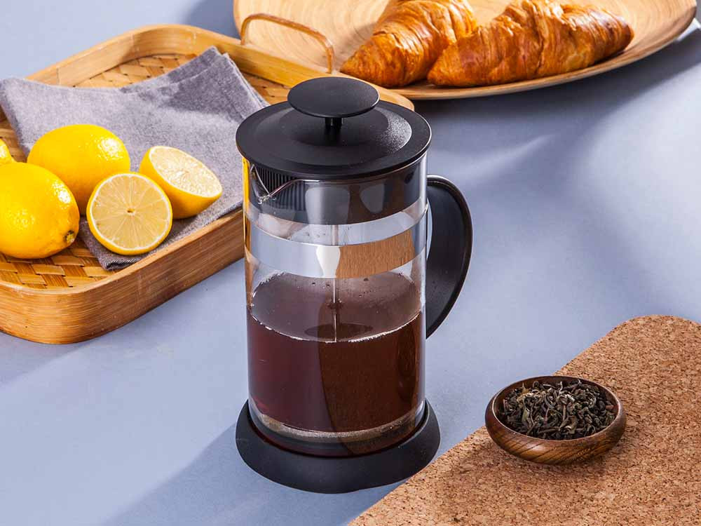 Zaparzacz tłokowy do kawy i herbaty / French Press praska francuska Altom Design 1 l